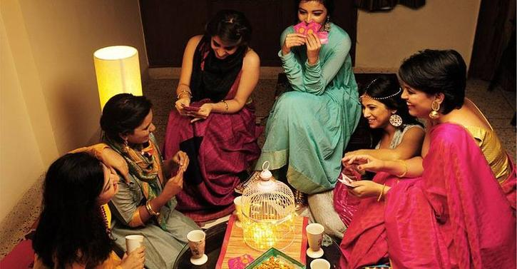 Wondered why people play cards during Diwali? Read on
