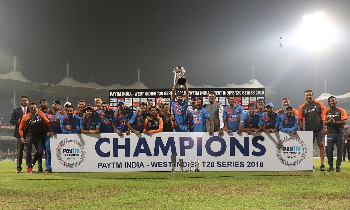 India, West Indies, India vs West Indies, Windies, India beat West Indies, Shikhar Dhawan, Rishabh Pant, T20 international, T20I, cricket, Newsmobile, Mobile news India