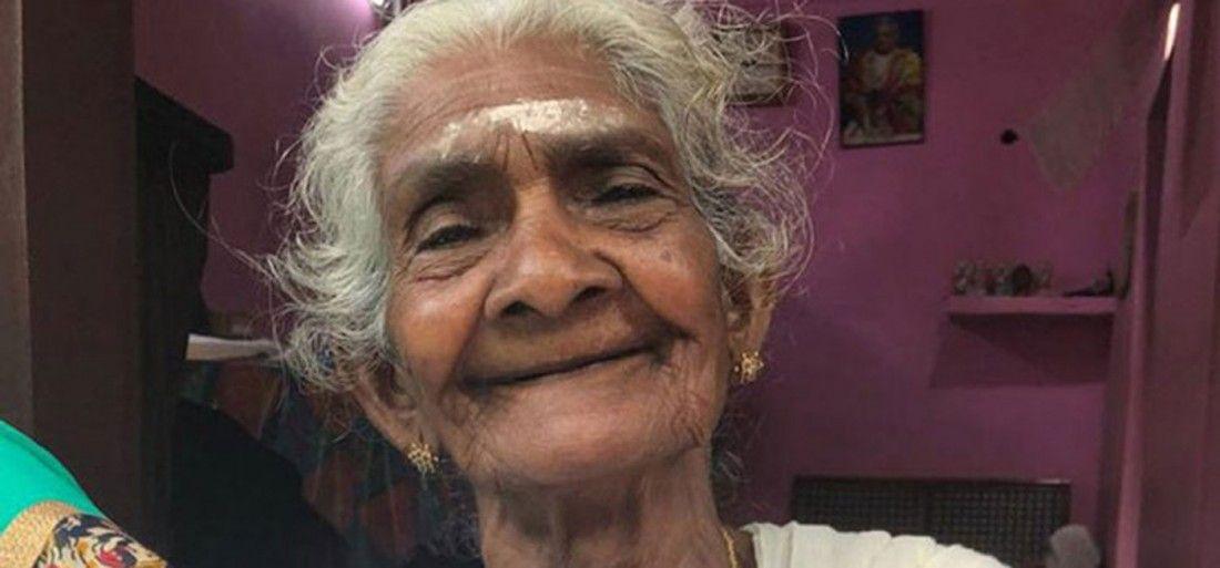 96-year-old woman in Kerala tops literacy programme