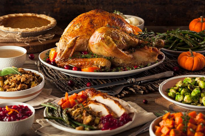 Turkey feast and other facts about Thanksgiving Day