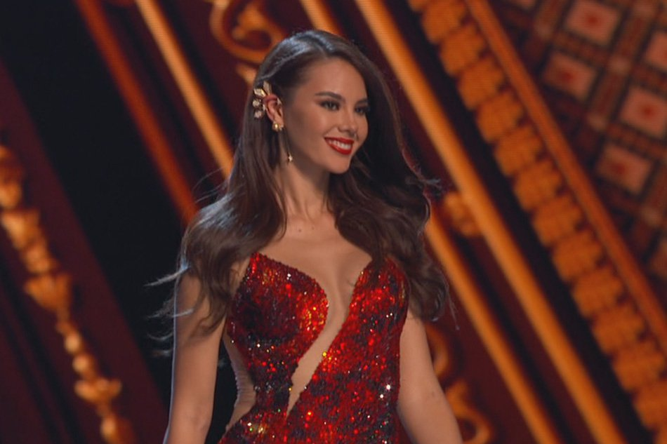 Catriona Gray of Phillipines wins the Miss Universe 2018 crown