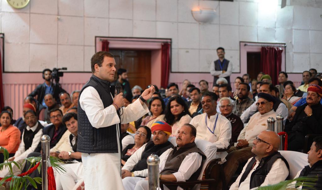 PM Modi, surgical strike, political, asset, Rahul Gandhi, Congress, President, NewsMobile, Mobile, News, Prime Minister, Narendra Modi, India, Politics, Battle For States, Rajasthan, Elections, Polls