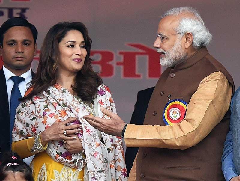 Madhuri Dixit Nene, BJP, Contesting, Elections, Lok Sabha, 2019, News Mobile, News Mobile India