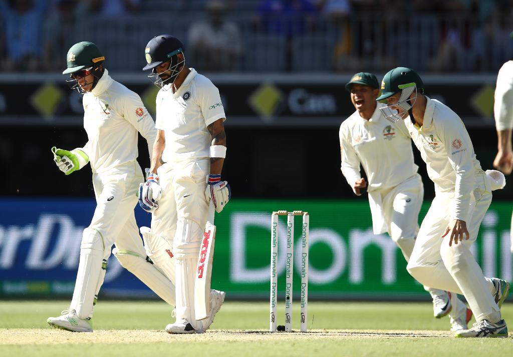 India, Perth, Test, Australia, Cricket, Virat Kohli, Sports, NewsMobile, Mobile, News