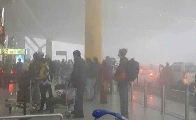 Delhi, Flight, Train, Delay, Fog, Winters, Pollution, News Mobile, News Mobile India