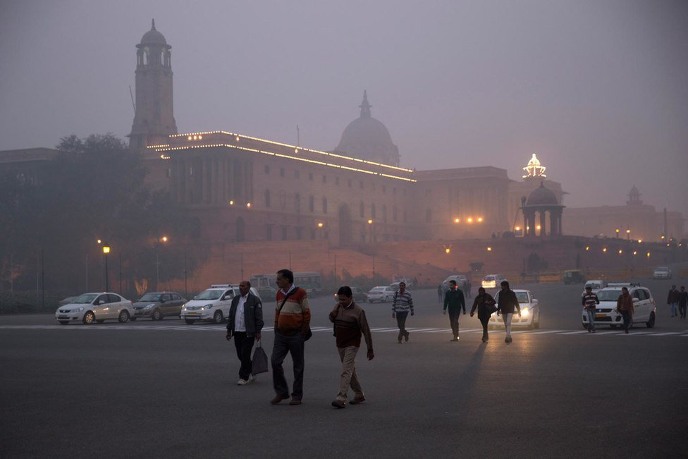 Delhi leaves London, NYC 'in the cold'; shudders at 1.8 degreees