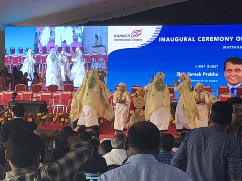 Kerala becomes first state with four international airports