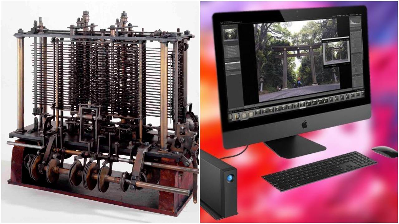 Charles Babbage, Steve Jobs, Analytical Engine, Modern Computers, Evolution, News Mobile, News Mobile India