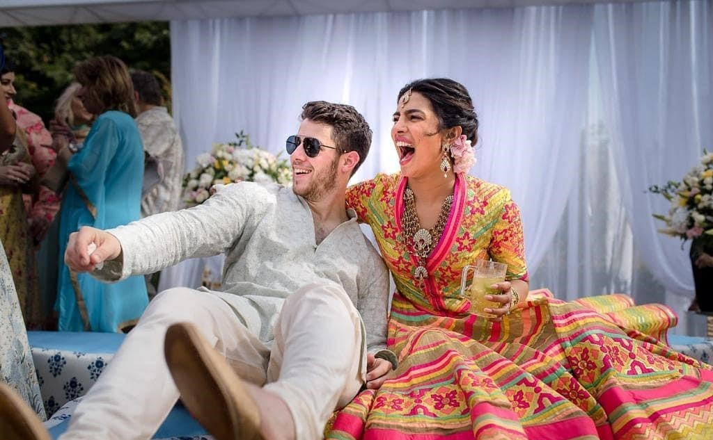 Click here for unseen pic of Priyanka and Nick