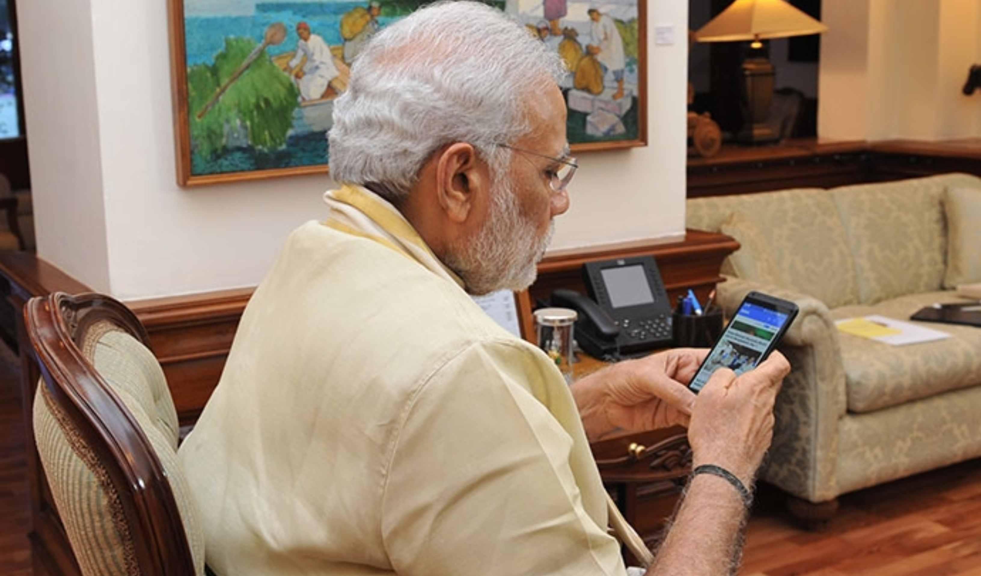 #10YearChallenge, #5YearChallenge, Bharatiya Janata Party, BJP, Congress, Twitter, Trend, NewsMobile, Government, NewsMobile, Mobile, News, India