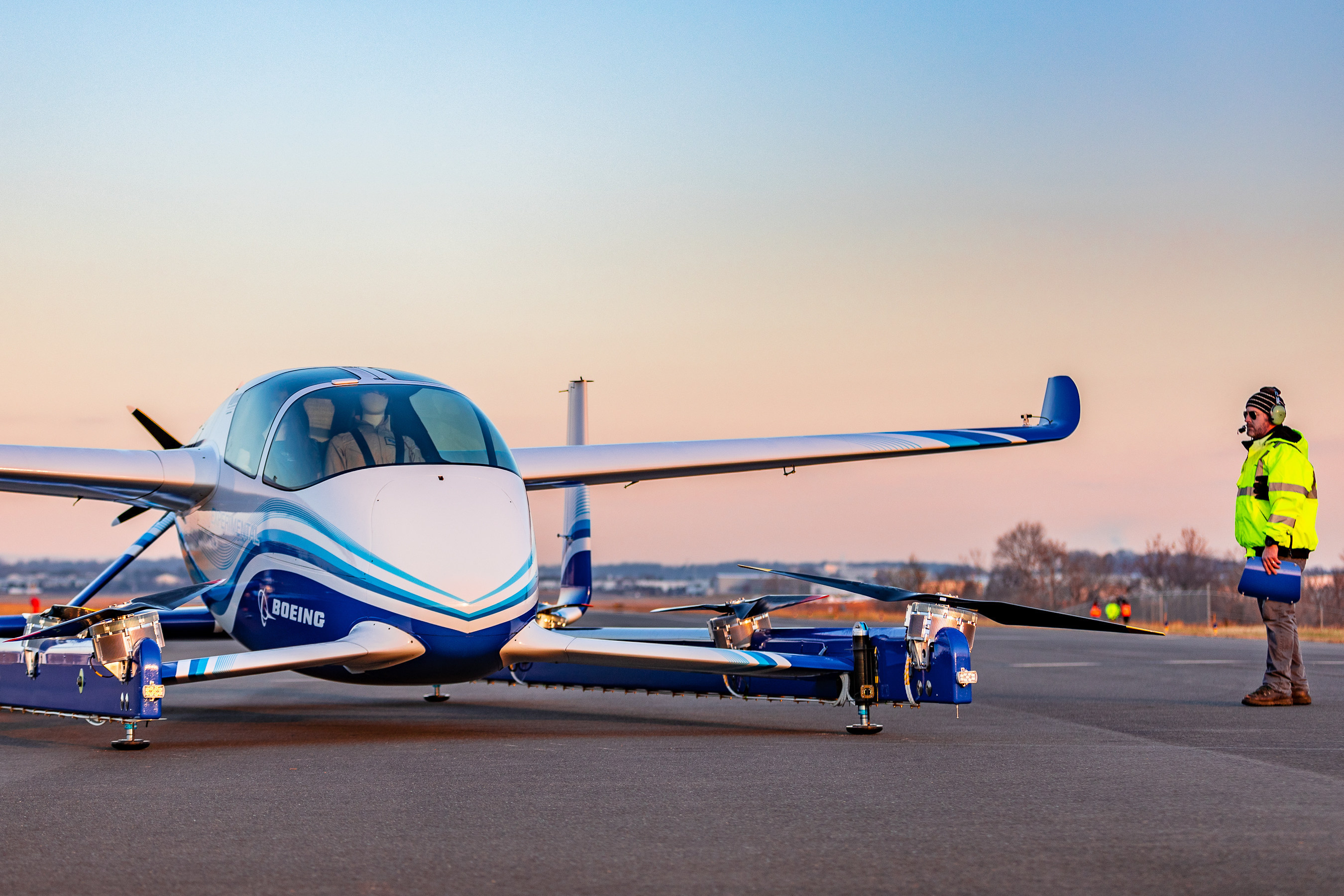 Boeing, Flying car, Fly, Tested, Take off, NewsMobile, Mobile, News, India