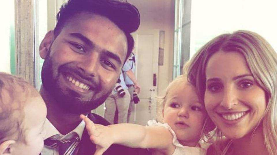 Rishabh Pant, best, babysitter, Indian, cricket, team, Australia, Tim Paine, NewsMobile, Mobile, News, India