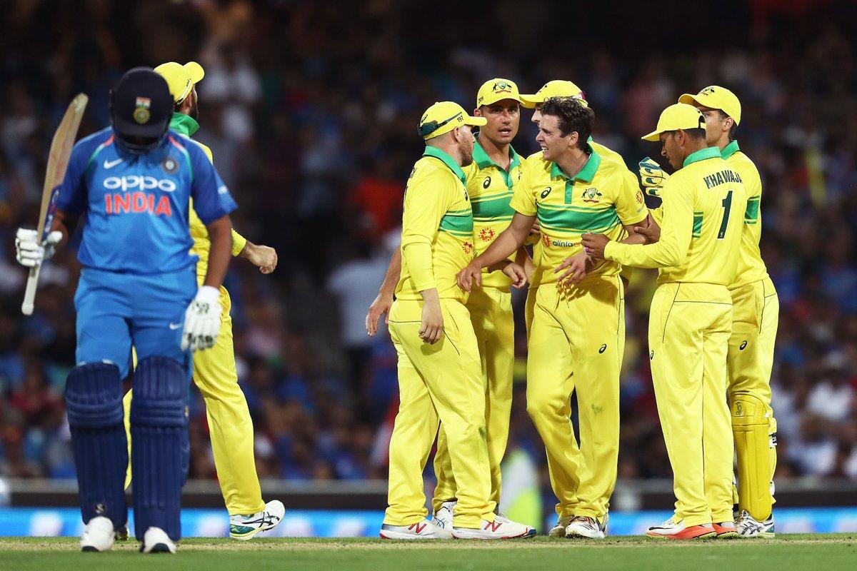 Rohit Sharma, 133, knock, vain, India, lose, ODI, 43-runs, Virat Kohli, Cricket, Sports, NewsMobile, Mobile, News, India