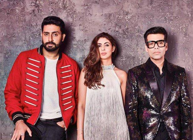 Abhishek Bachchan, Shweta Bachchan Nanda, Jaya Bachchan, Amitabh Bachchan, Karan Johar, Koffee With Karan, News Mobile, News Mobile India