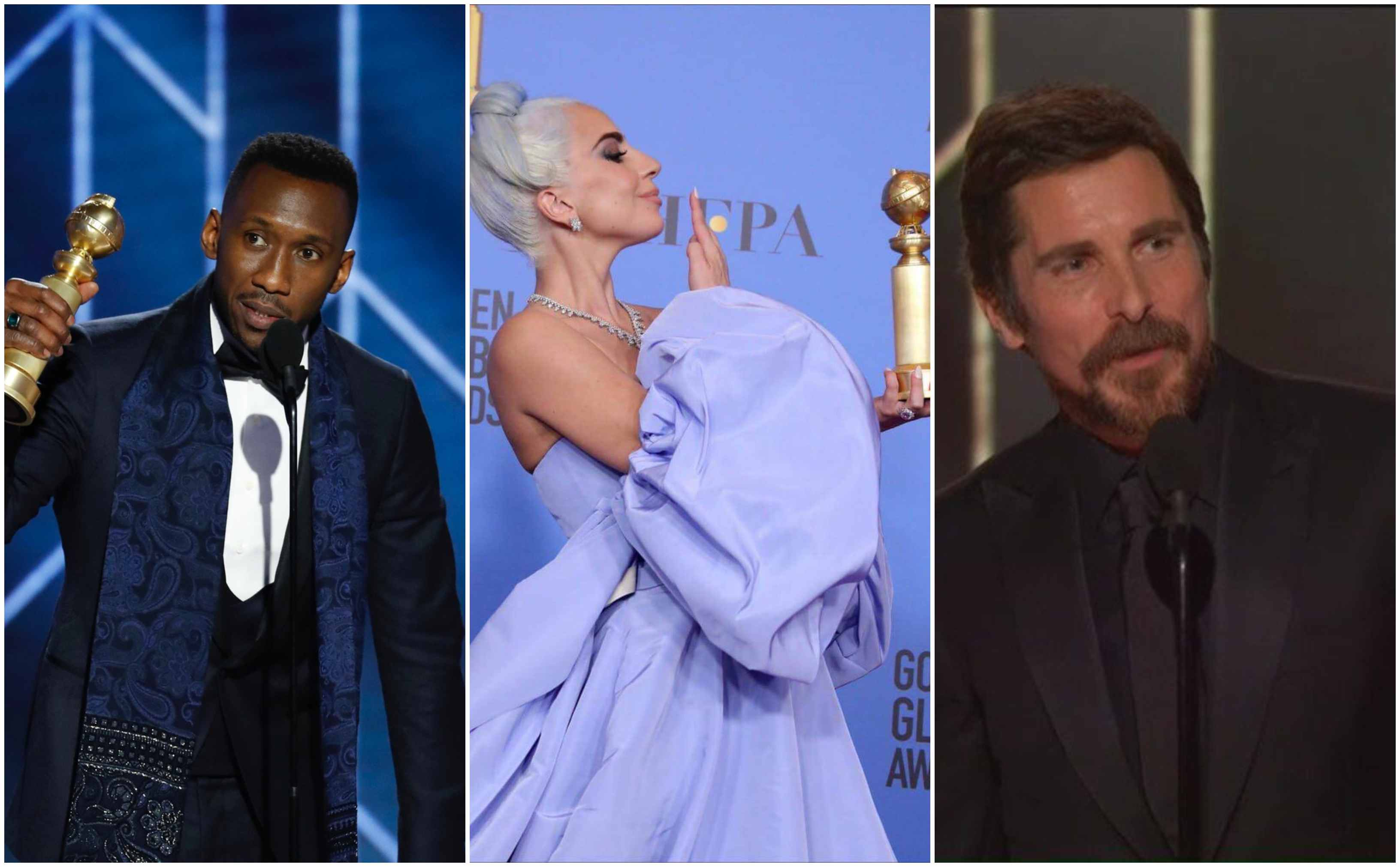 Hollywood, Bradley Cooper, Lady Gaga, Darren Criss, Christian Bale, Vice, Mahershala Ali, Green Book, Taylor Swift, Entertainment, NewsMobile, Mobile, News, India