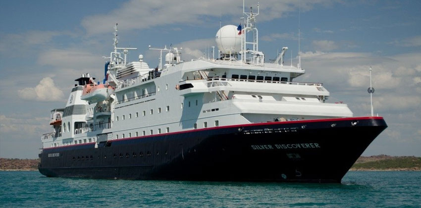 Vishakhapatnam welcomes first ultra-luxury cruise in India