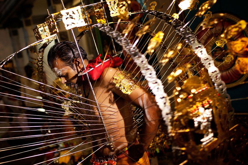 The Thaipusam, Malaysia , Mauritius, Singapore, South Africa, Thailand, Hindu festival, Lord Murugan, India, Kerala, Tamil Indians, Singapore, festival of devotion, Thai month, January 21st, NewsMobile