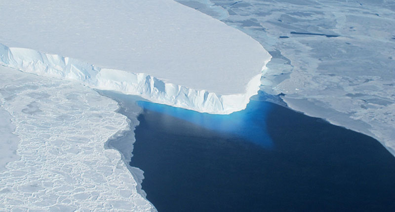 Antartic, Glacier, Cavity, Discovered, News Mobile, News Mobile India