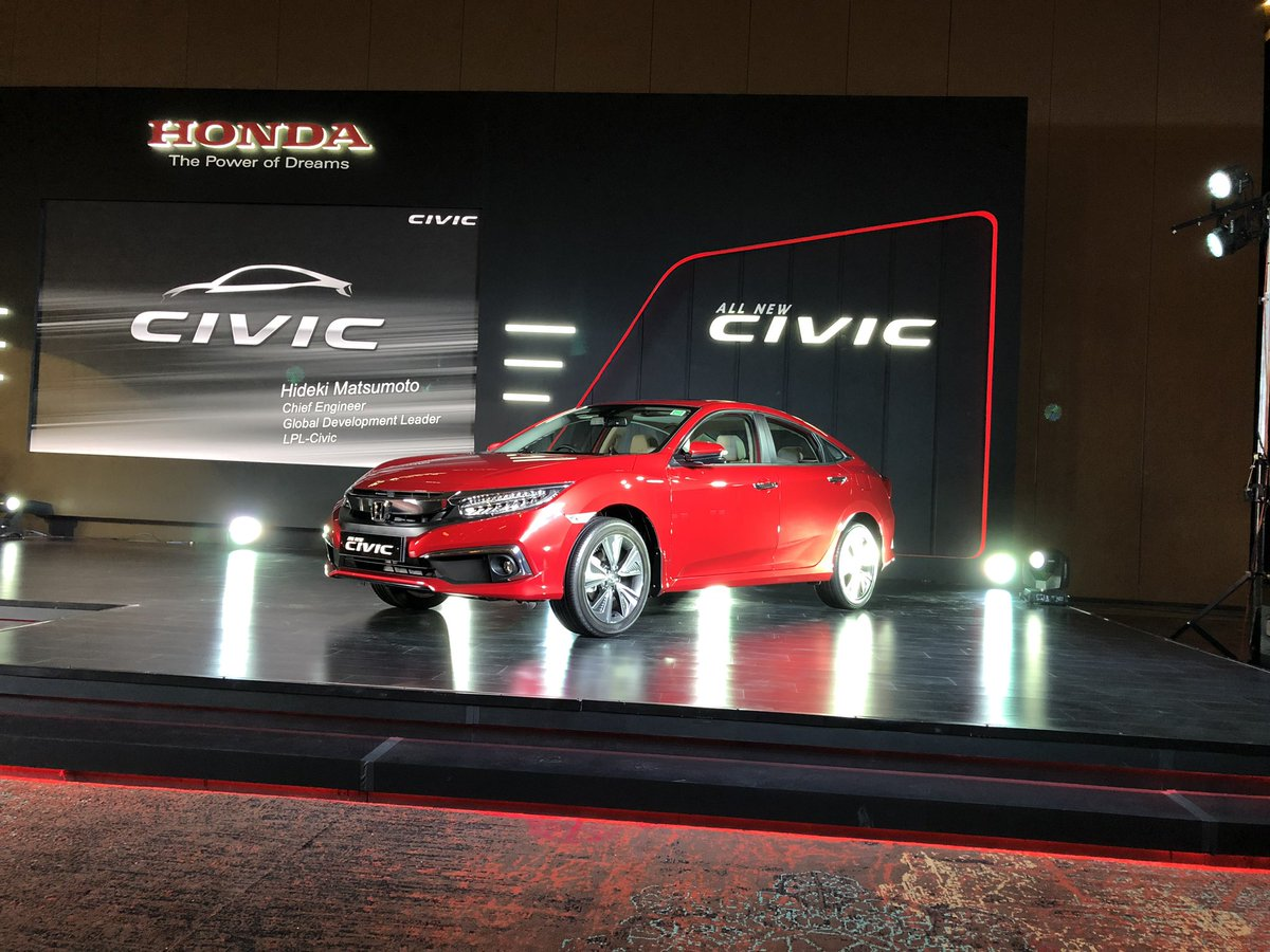 Honda, Civic, India, Launch, Rs 18 lakh, Rs 22 Lakh, Booking, MewsMobile, Mobile, News, India