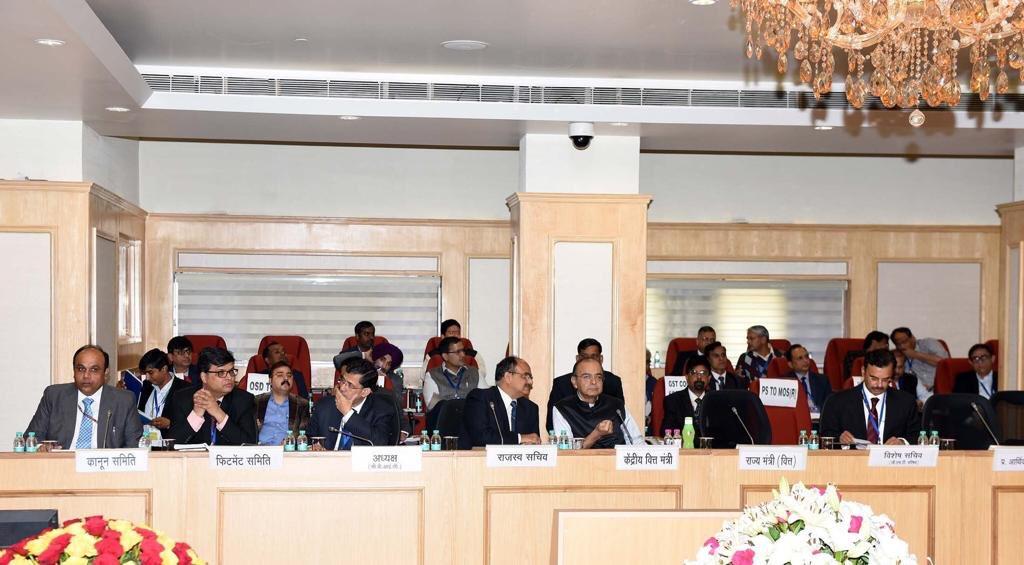 Arun Jaitely, GST Council, GST Rates, Cut Down,