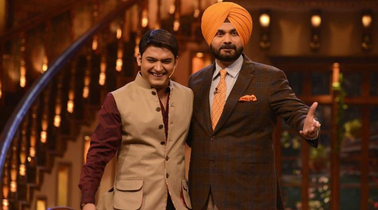 Kapil Sharma Show, Navjot Singh Sidhu, Steps Down, Comedy Show, News Mobile, News Mobile India