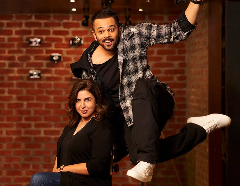 Rohit Shetty and Farah Khan team up to create the 'Mother of All Entertainers'