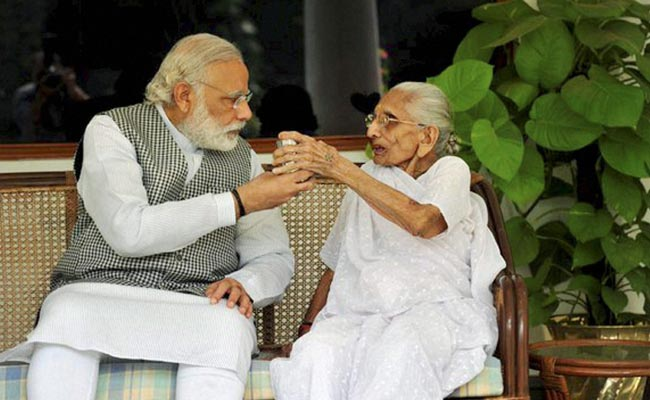 Prime Minister, Narendra Modi, Heeraben Modi, Mother, Humans of Bombay, interview, Chief Minister, Gujarat, NewsMobile, Mobile, news, Nation, India