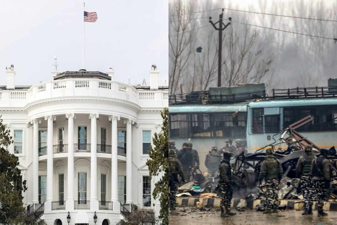 Pulwama Attack, US, White House, Urges, Pakistan, End, Terror, News Mobile, News Mobile India