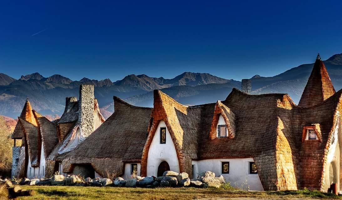 Clay castle, Transylvania, Romania, organic, eco friendly castle, travel tips, travel trends 2019, India, Europe, NewsMobile