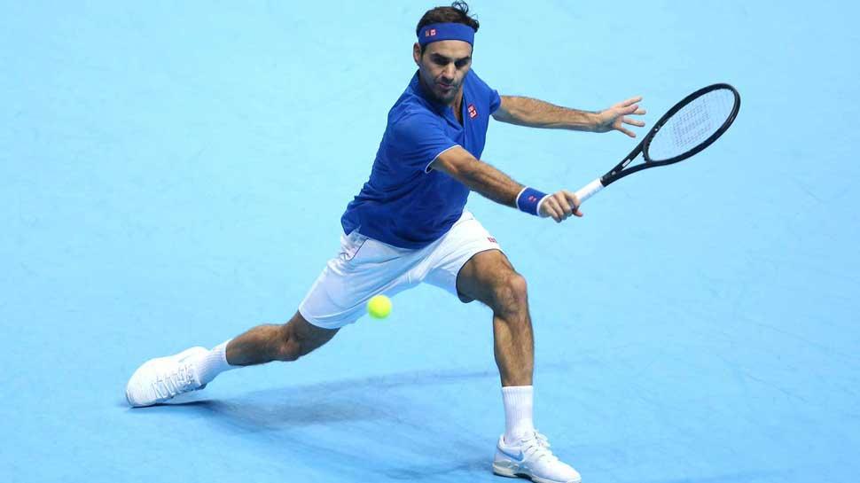 Roger Federer, Grand Slam, Tennis, Stefanos Tsitsipas, Jimmy Connors, ATP, Dubai, News Mobile, News Mobile India