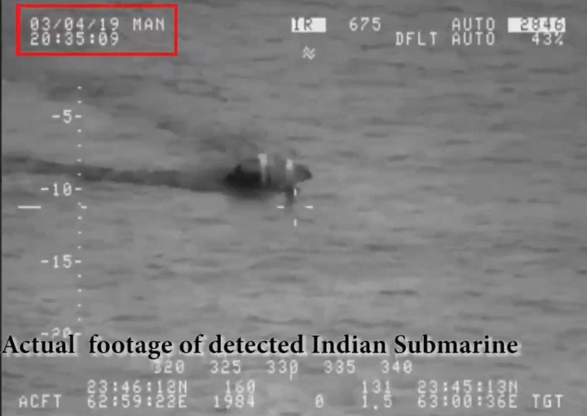 Indian Navy, Submarine, Pakistan, False Claims, Pulwama Attack, IAF Air Strike, News Mobile, News Mobile India
