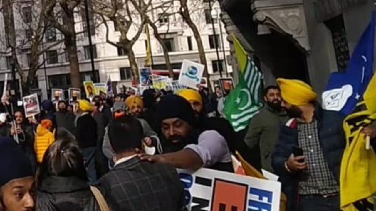 British Indians attacked by ISI-backed Khalistanis in London