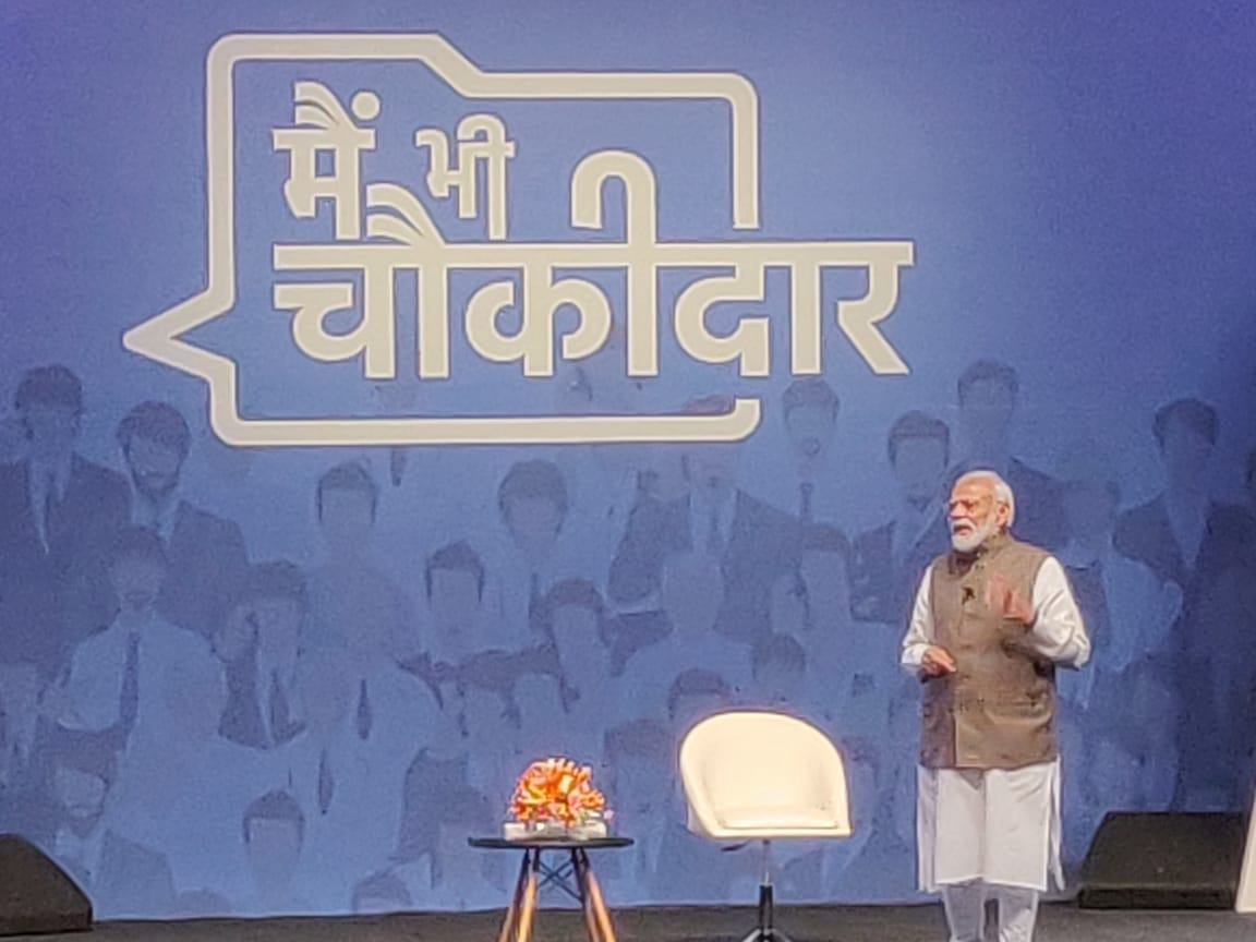 Airstrike, Mission Shakti, financial offenders and more: PM Modi in New Delhi