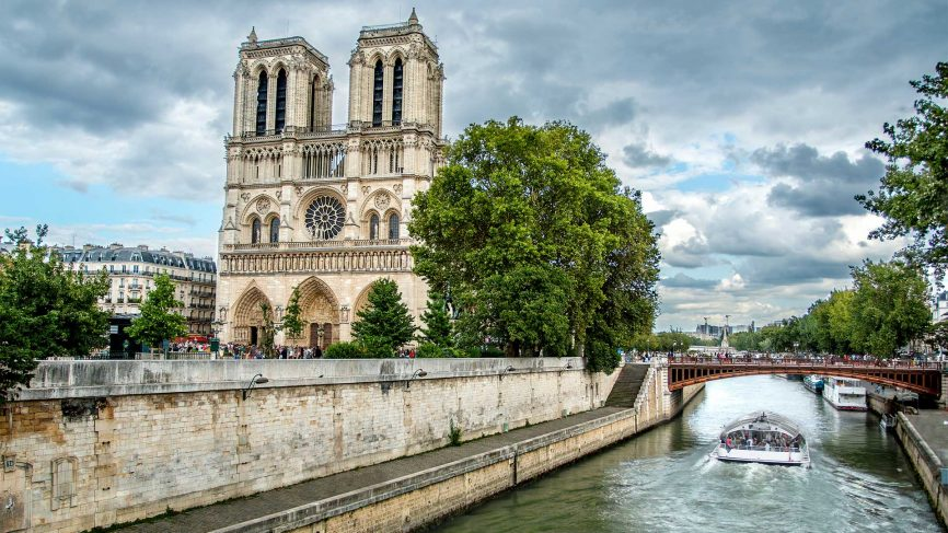 Notre Dame, Paris, France, church, India, NewsMobile, Global traveler, tourists, tourism