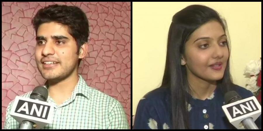 UPSC, IAS, IPS, Kanishak Kataria, Srushti Jayant Deshmukh, News Mobile, News Mobile India