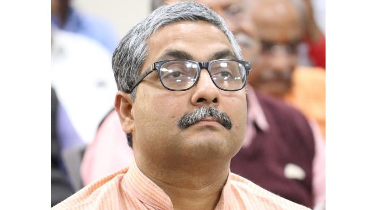 Anil Saumitra, Mahatma Gandhi, BJP, Suspended, Lok Sabha Elections, News Mobile, News Mobile India
