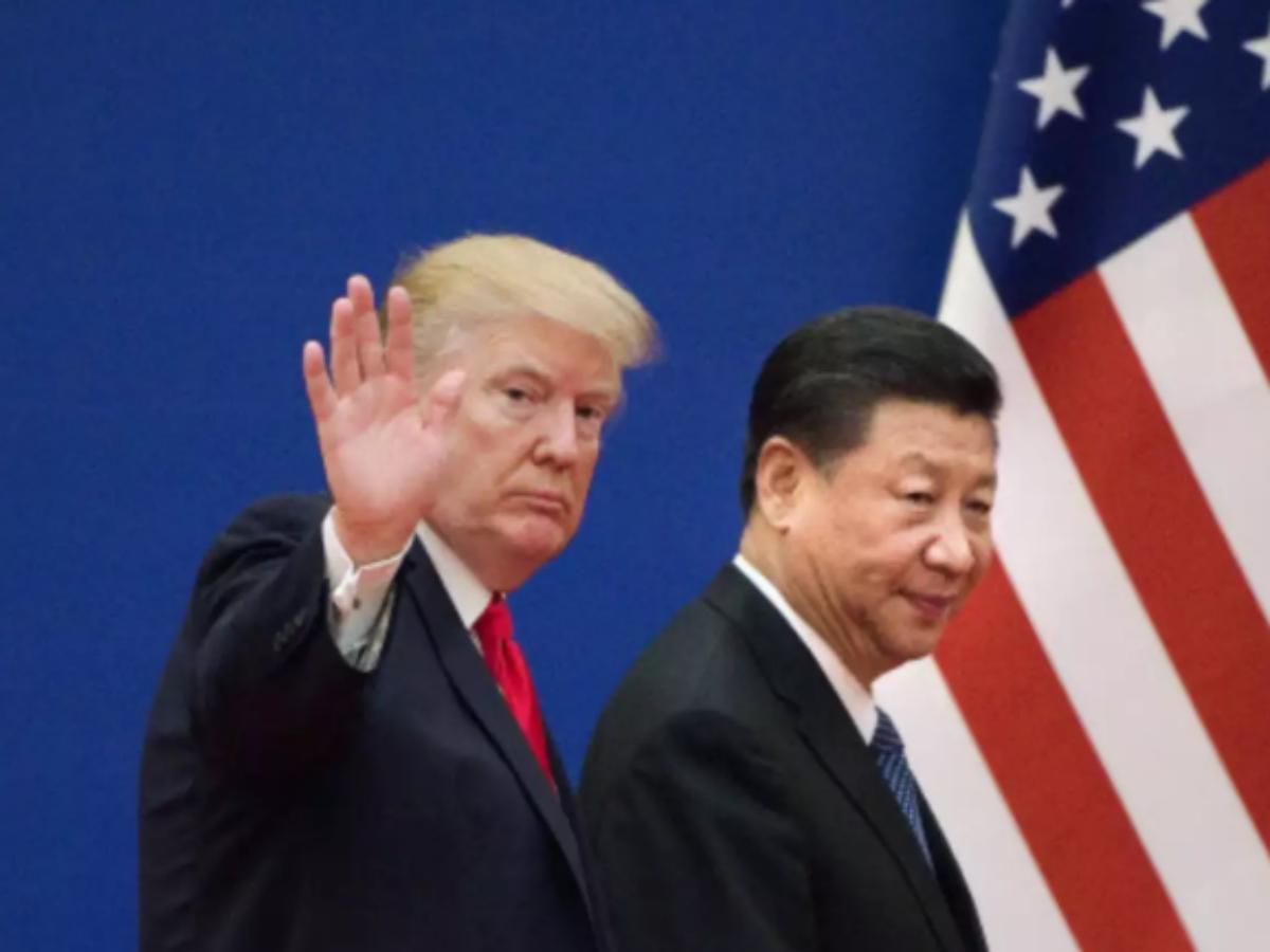 US President Donald Trump, US, China, Chinese President Xi Jinping, News Mobile, News Mobile India