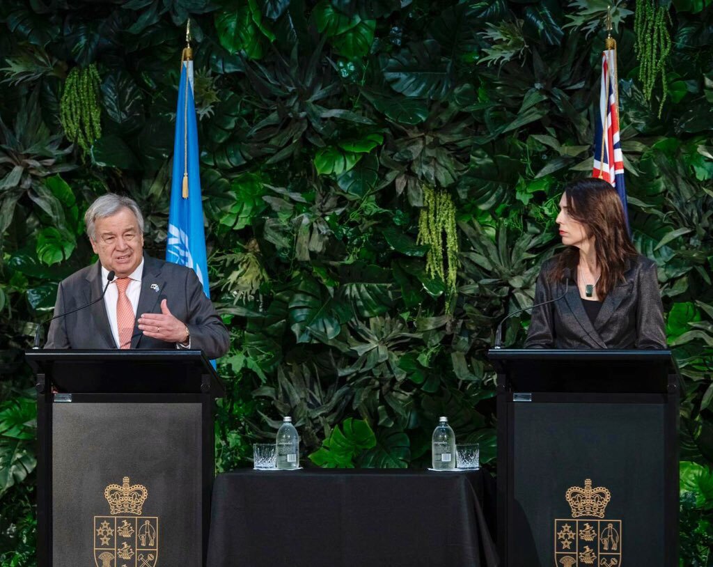 UN Secretary-General, Antonio Guterres,NewsMobile, Mobile, News, India, United Nations, India Climate Change