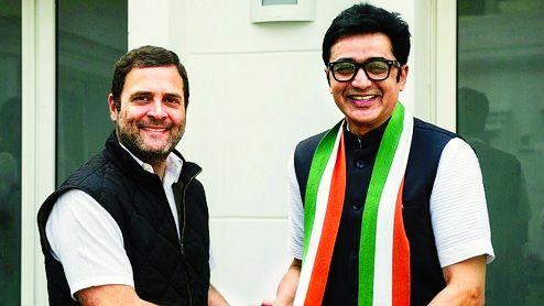 Sunil Jakhar, Congress, Ajoy Kumar, Rahul Gandhi, India, BJP, 17th lok sabha, Punjab, Jharkhand, Newsmobile