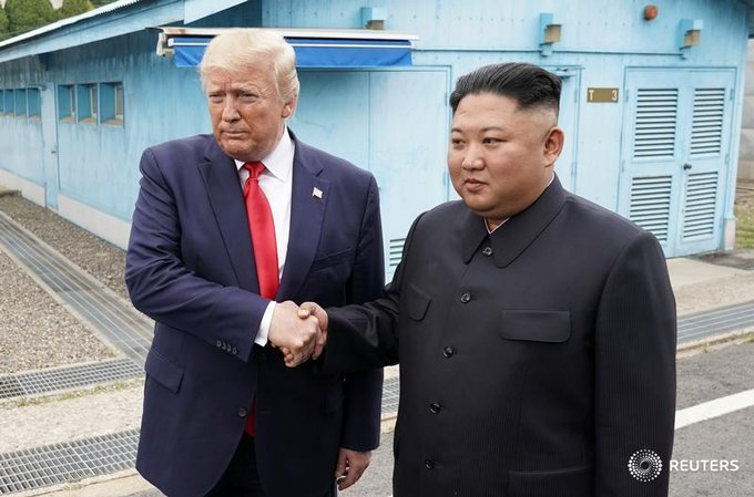 US President Donald Trump, North Korean Leader Kim Jong-Un, Korea, United Sates, News Mobile, News Mobile India