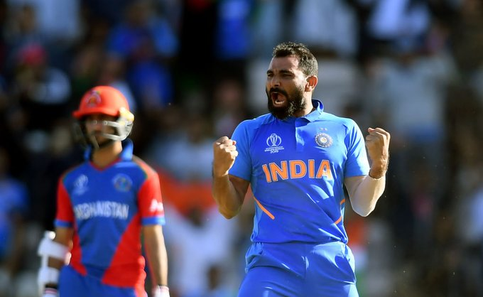 India, Afghanistan, Cricket World Cup 2019, Mohammed Shami, Jasprit Bumrah, News Mobile, News Mobile India