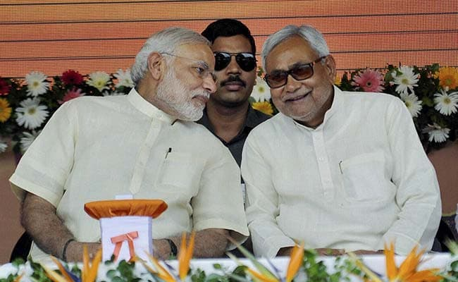 Nitish Kumar, JDU, Narendra modi, BJP, Bihar, Newsmobile, Politics, India