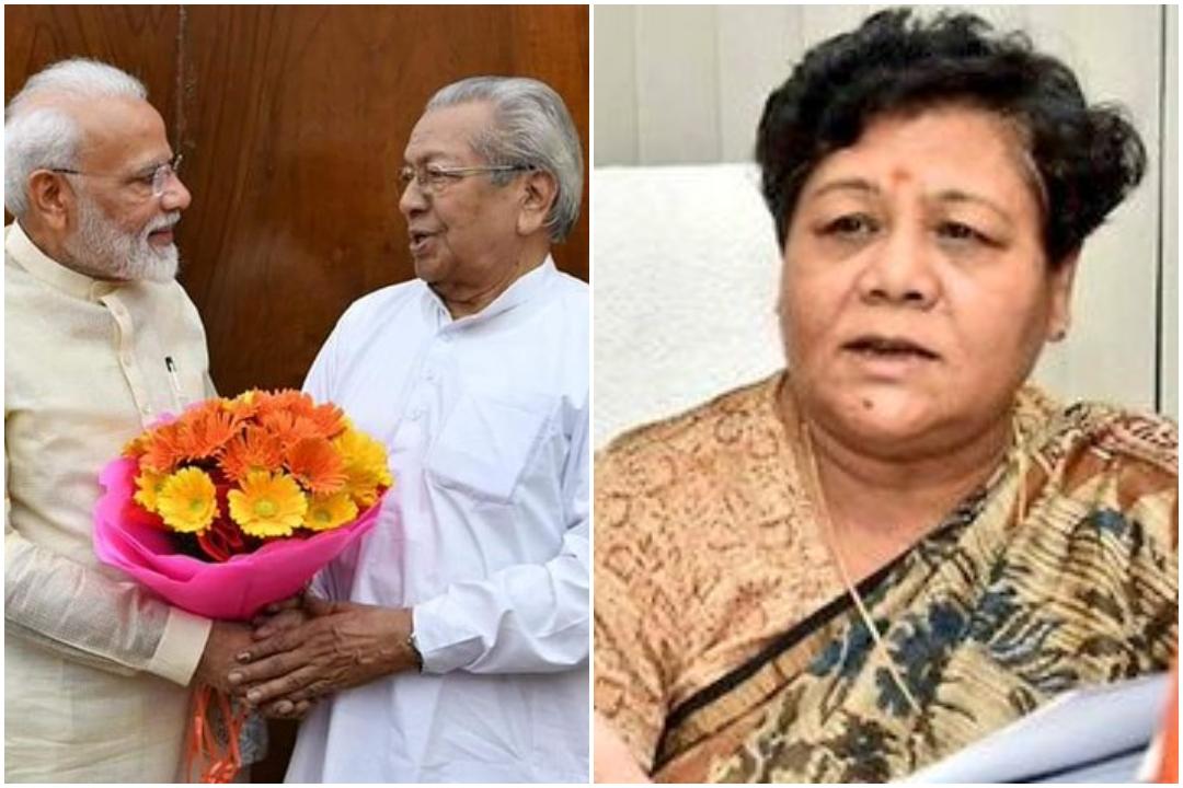 Governor, B B Harichandan, Anusaiya Uikey, AP, Chhattisgarh, News Mobile, News Mobile India