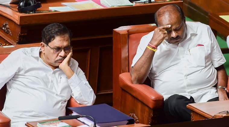 Karnataka Crisis, Karnataka Political Crisis, HD Kumaraswamy, News Mobile, News Mobile India