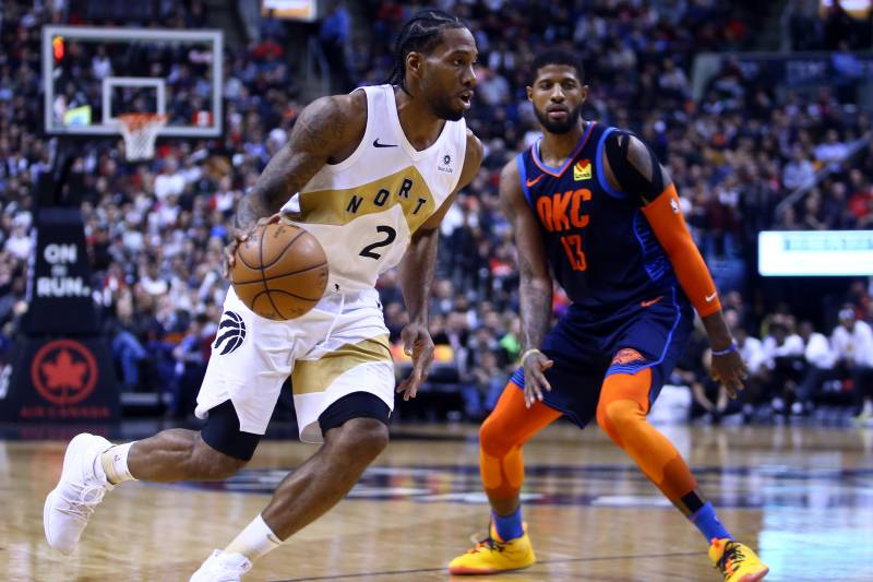 The Clippers, NBA, Paul George, Kawhi Leonard, Toronto Raptors, Los Angeles Clippers, Anthony Davis, Shai Gilgeous-Alexander, Danilo Gallinari, News Mobile, News Mobile India