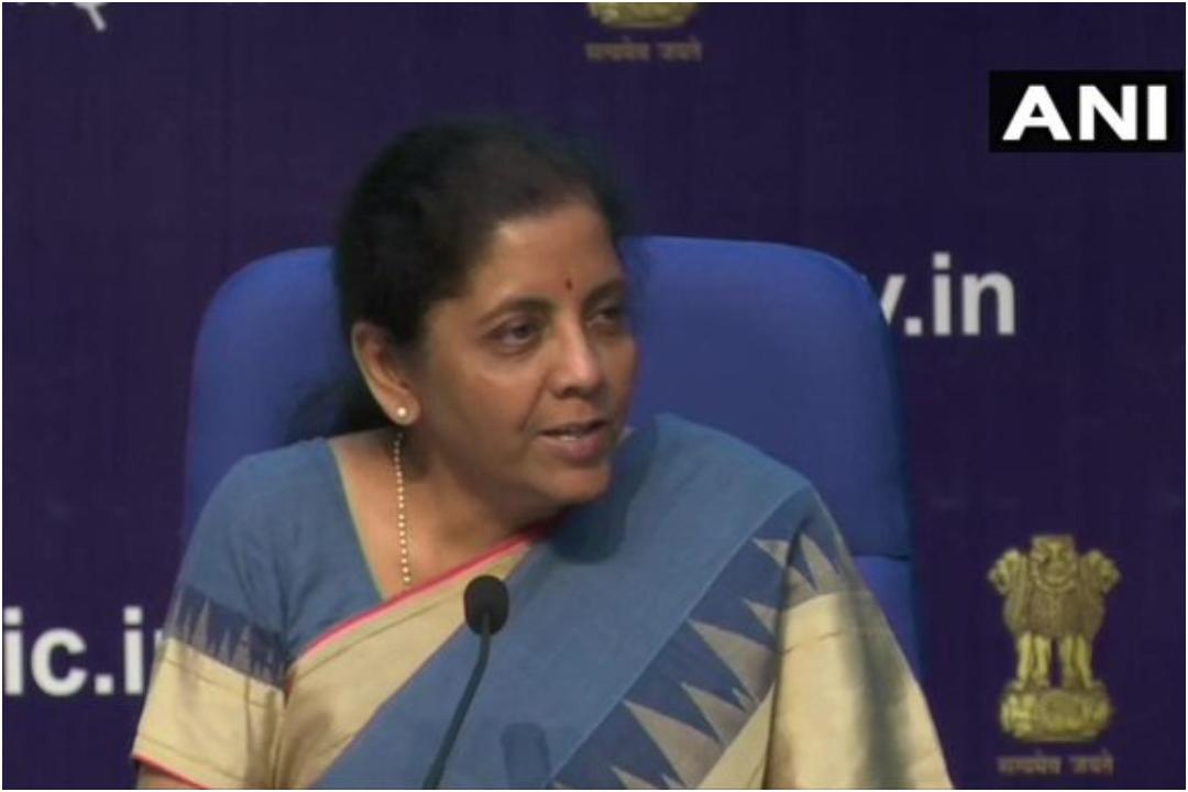 Nirmala Sitharaman, Finance Minister, NewsMobile, NewsMobile India