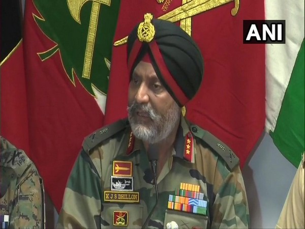 Indian Army, Pakistan Army, Amarnath Yatra, Chinar Crops, Lt Gen KJS Dhillion, News Mobile, News Mobile India, Terrorist Attack
