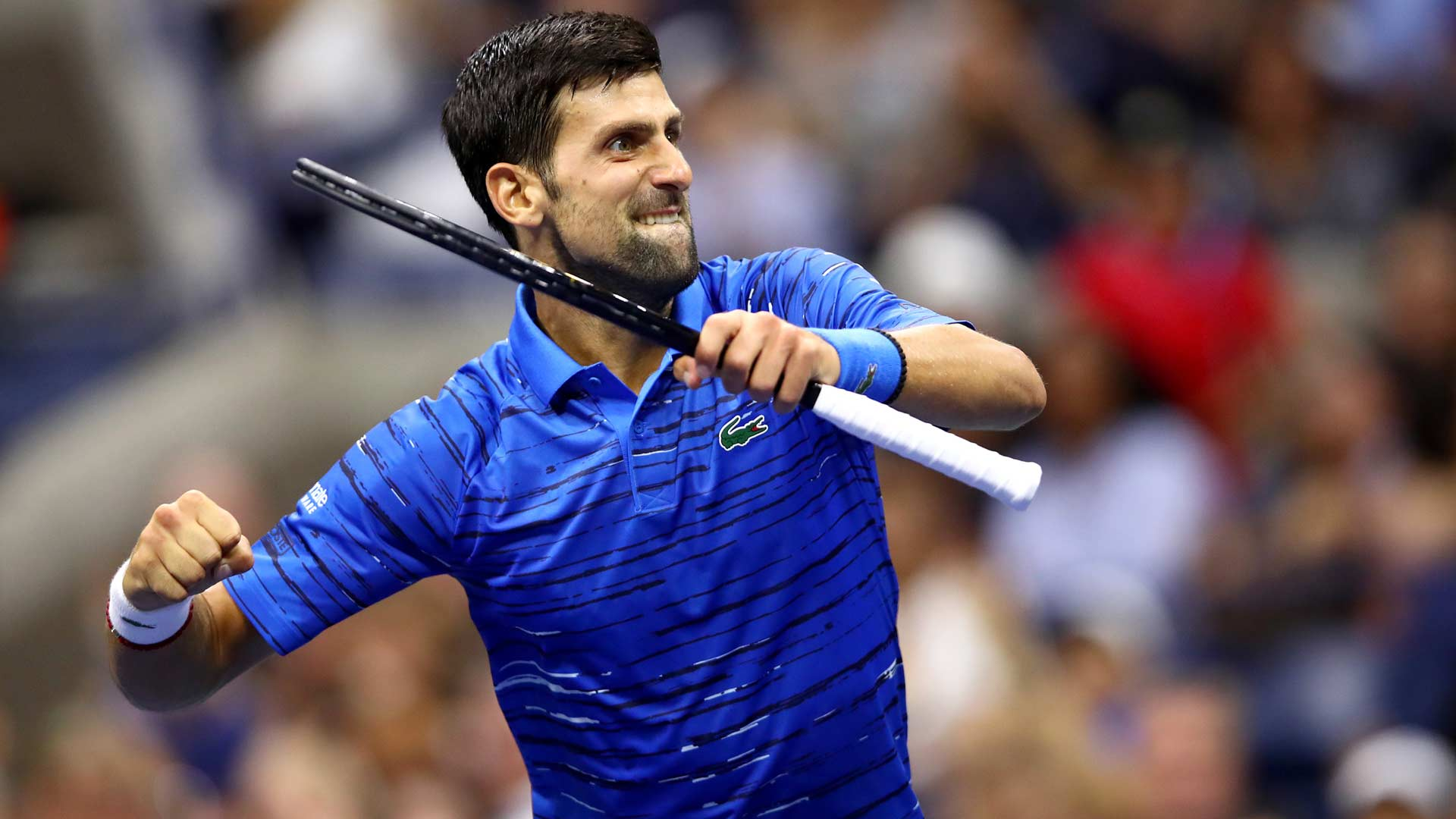 Novak Djokovic, Denis Kudla, Sports, Tennis, US Open, NewsMobile, Mobile, News, India