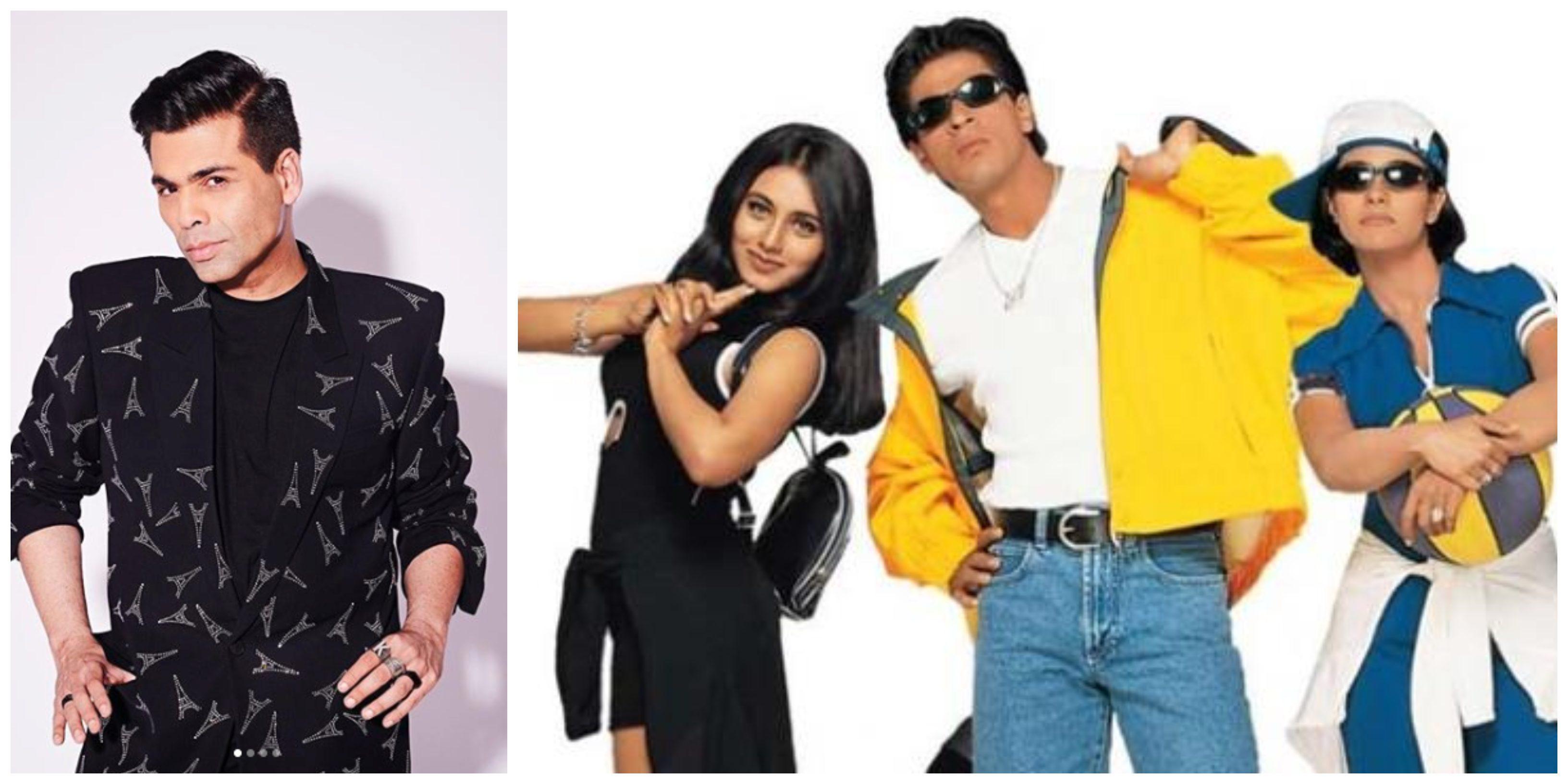 Ranveer Singh, Janvi Kapoor, Alia Bhatt, Karan Johar, Kuch Kuch hota Hai, Shah Rukh Khan, Kajol, Rani Mukjerji, NewsMobile, Mobile, News, Inda, Entertainment