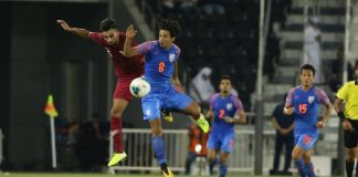 India, Qatar, Asian Champions, Sports, Football, Newsmobile, Mobile, News, India